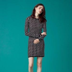 DVF Knit Dress